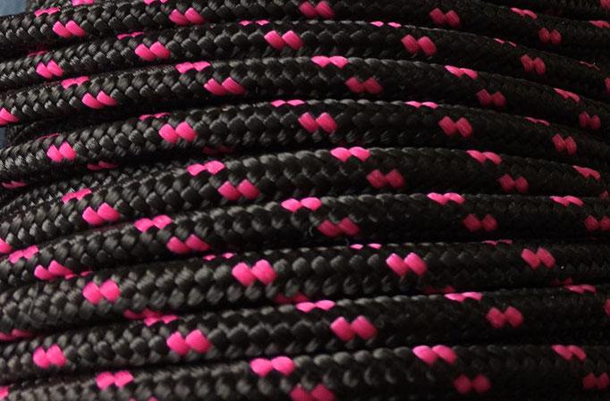 schwarz mit pink