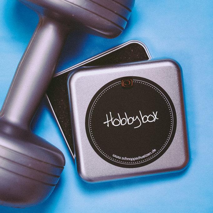 """Fineart Luxus-Paket """"Hobbybox"""""""