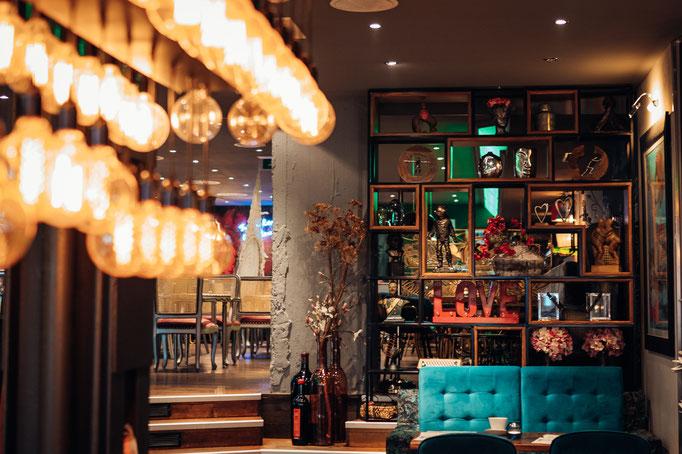 Cafe Leonardo© Mülheim - Ambiente by Hannah Fotografie