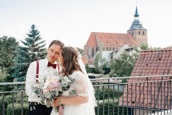 Brautpaar Shooting in Lüneburg
