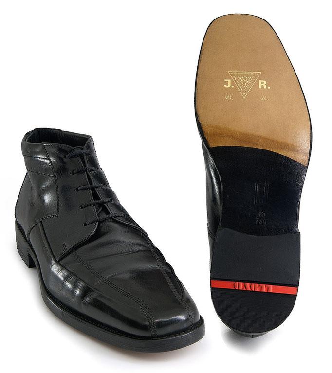 LLOYD Schuh mit Lederboden und neuer Rendenbach Ledersohle