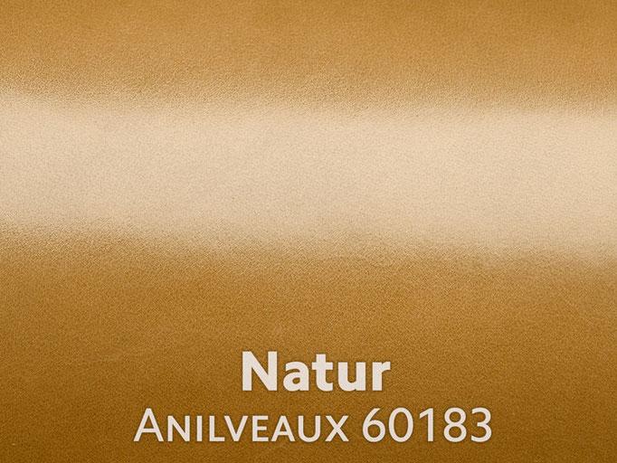 Boxcalf (Frenchcalf Anilin) naturfarben senfgelb