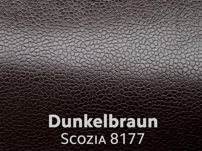 Scotchgrain dunkelbraun