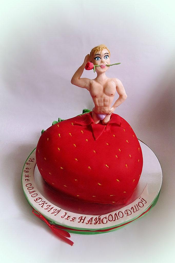 Торт на дівич-вечір