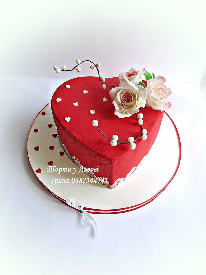 торт для коханої