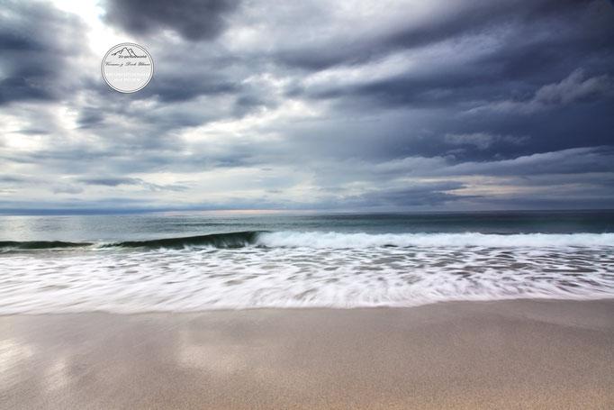 """Bild: beach of Unstad, Lofoten, Norway, """"am Meer""""; www.2u-pictureworld.de"""