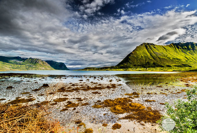 "Bild: Lofoten,  ""Gimsoy view V2"", www.2u-pictureworld.de"