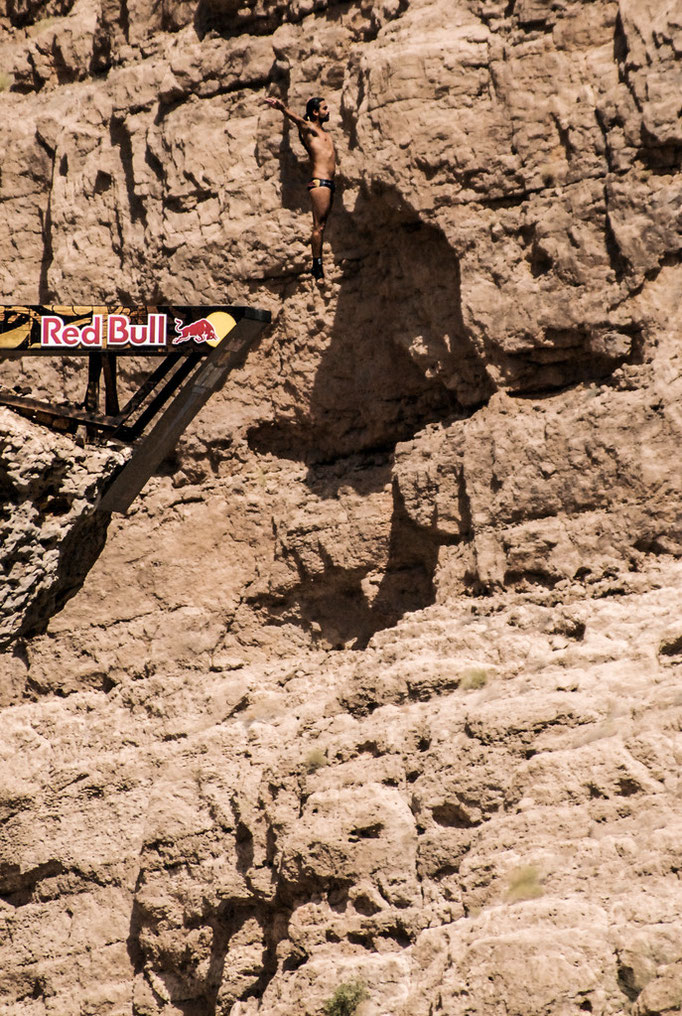 Red Bull Cliff Diving World Series Oman