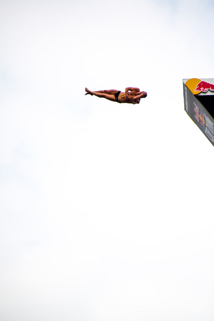 Red Bull Cliff Diving World Series Norway