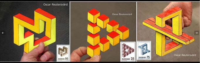 Penrose & Reutersvard