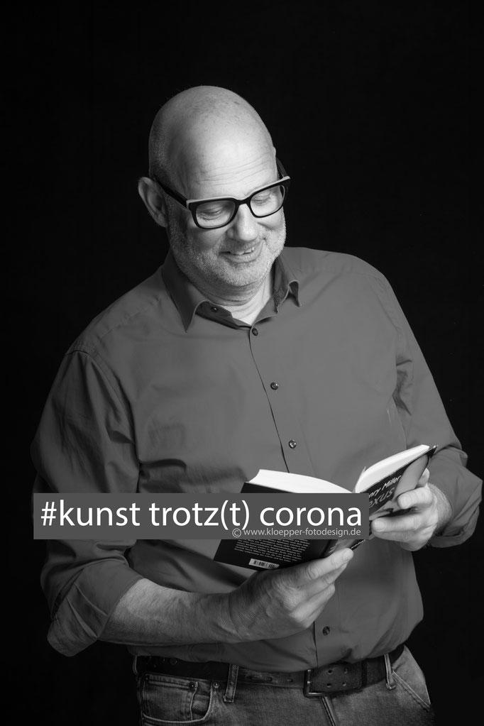 Andreas Kuhnt, Moderator