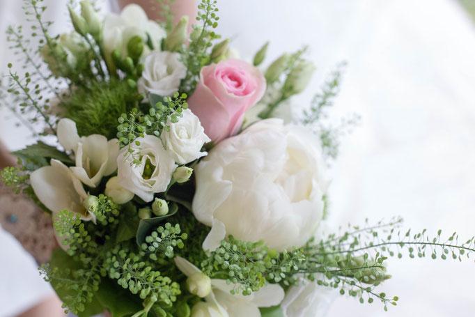 Bouquet mariés mariage 86 photographe poitiers
