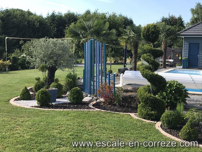 Le Jardin , Escale en Corrèze .