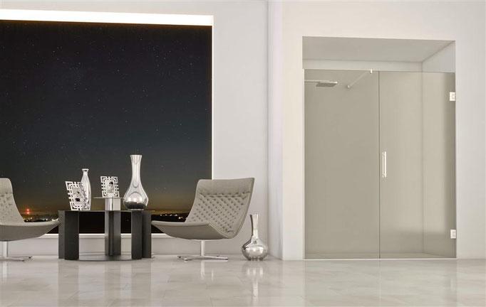 Mampara Glassinox modelo Sicilia