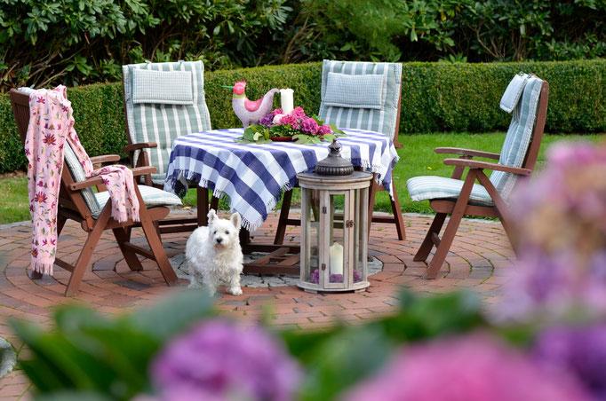 Sitzgelegenheit Garten