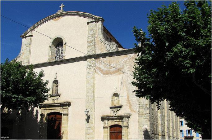 Eglise St Jean Baptiste à Fayence