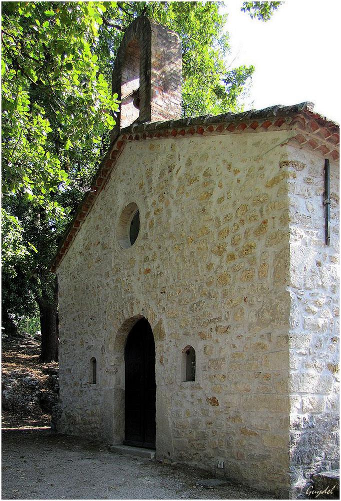 Chapelle St Michel à Montauroux (Façade)