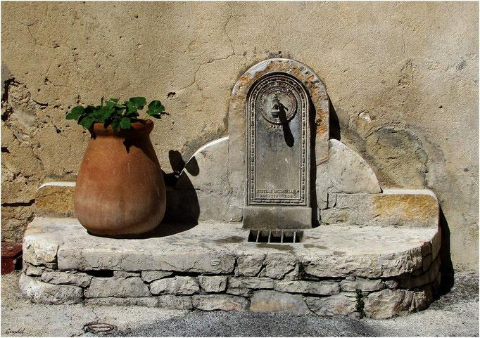 Fontaine Gibault ... à Mons