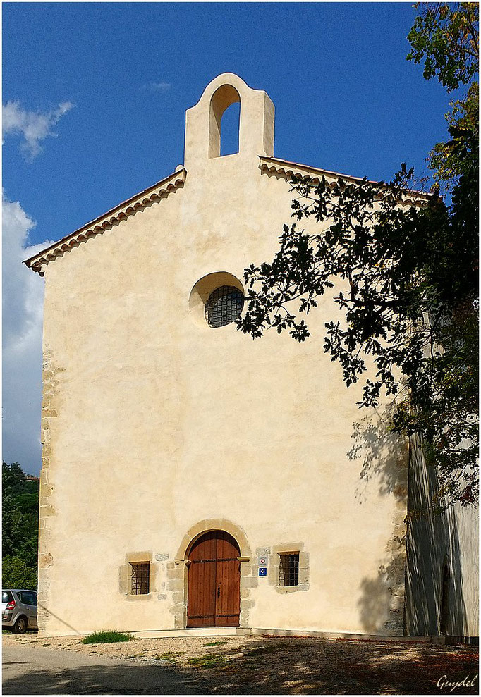 La Chapelle St Donat rénovée