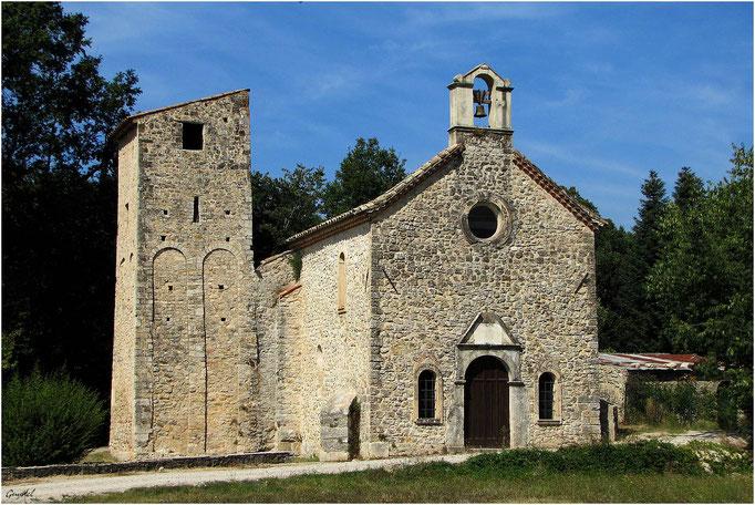 Chapelle Notre Dame des Roses à Callian