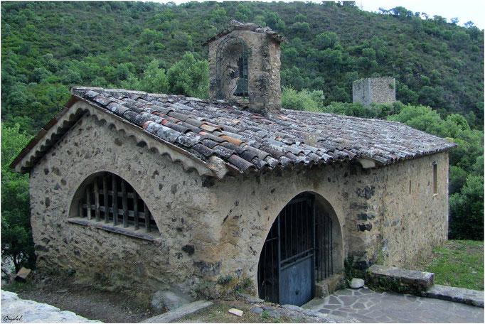 Chapelle de St Cassien des Bois ( Commune de Tanneron )