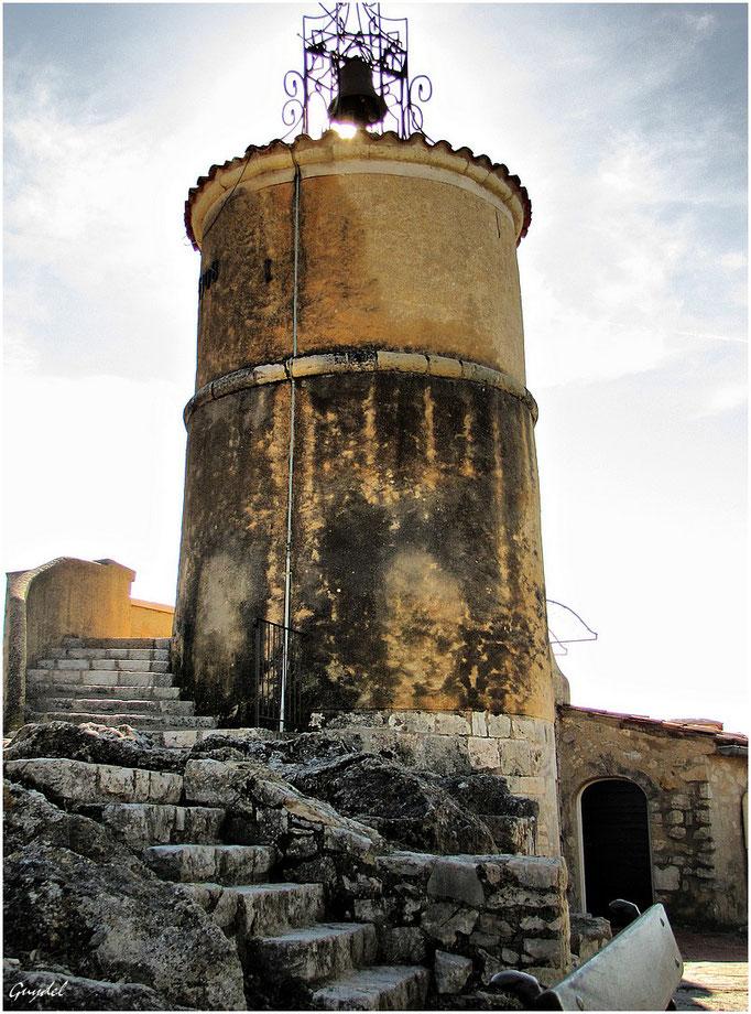 La Tour de l'Horloge ... côté Nord ( HDR )