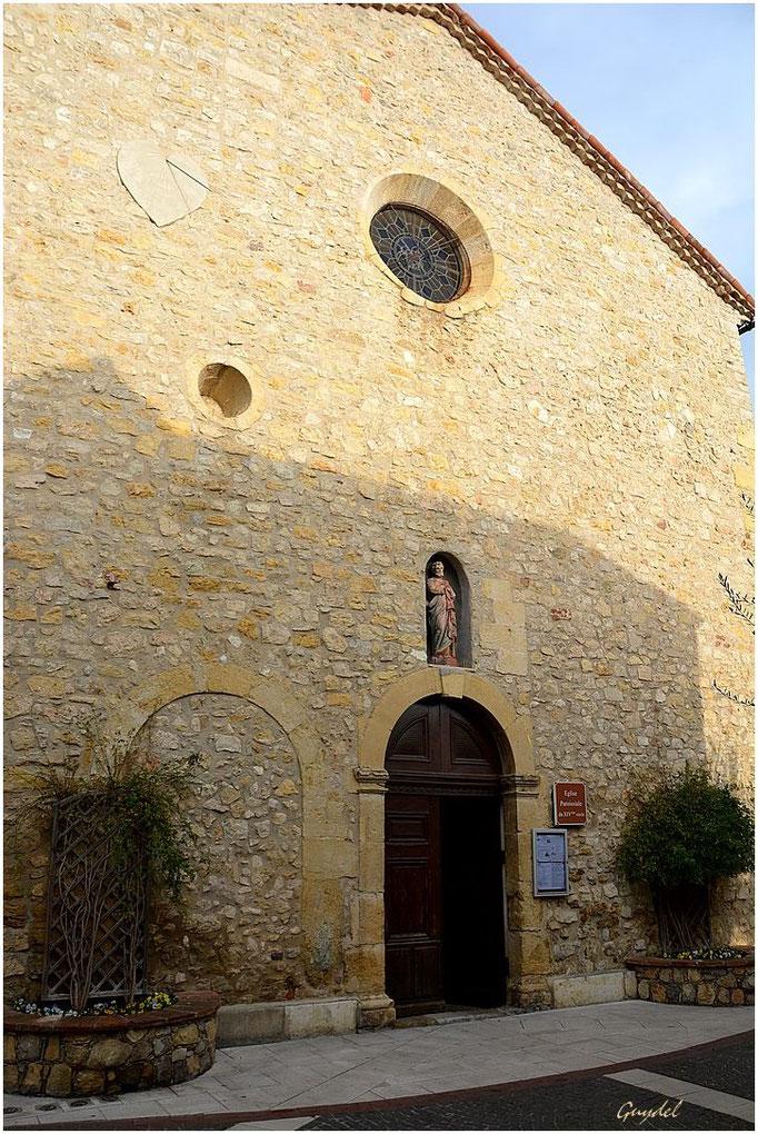 Eglise St Barthélémy à Montauroux