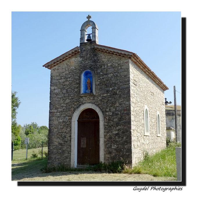 Chapelle St Joseph à St Paul en Forêt