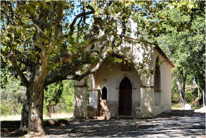Chapelle des Selves à Seillans