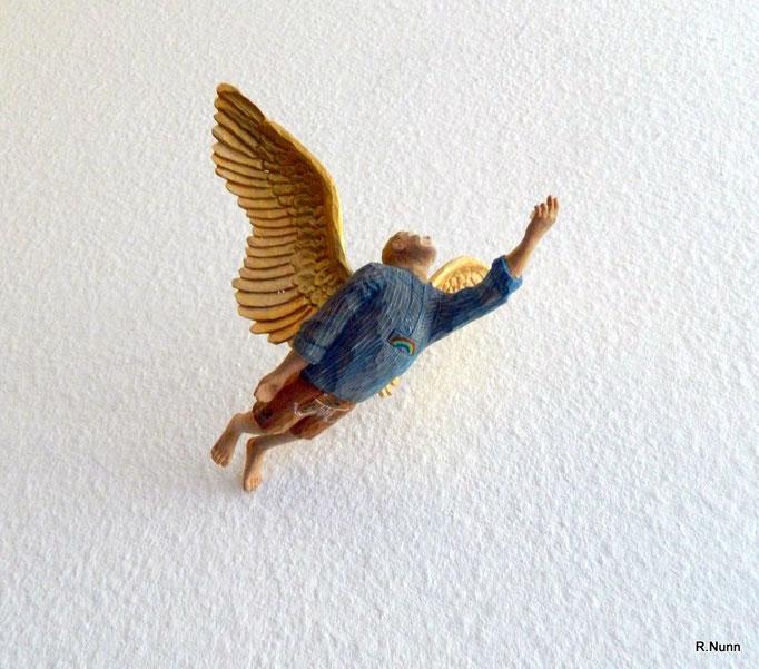 fliegender Engel