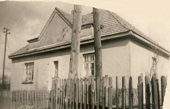 Schützenhaus 1963
