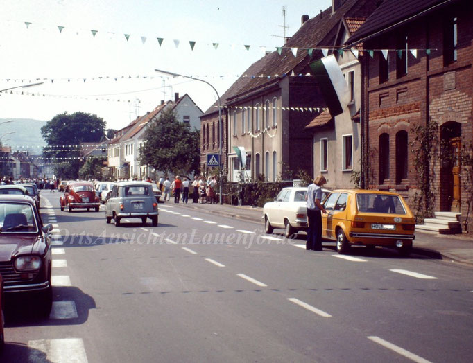 Bahnhofstrasse 1978