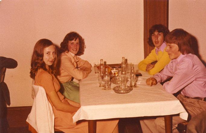 Tanzschule 1975