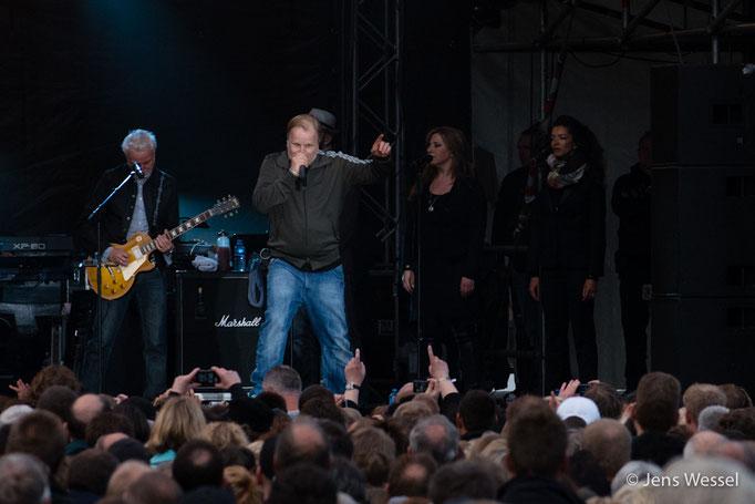 1. Juni 2012 - Herbert Grönemeyer in Beverungen -  Foto Jens Wessel