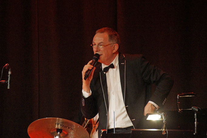 Peter Fleischhauer, Bandleader des KING OF SWING ORCHESTRA