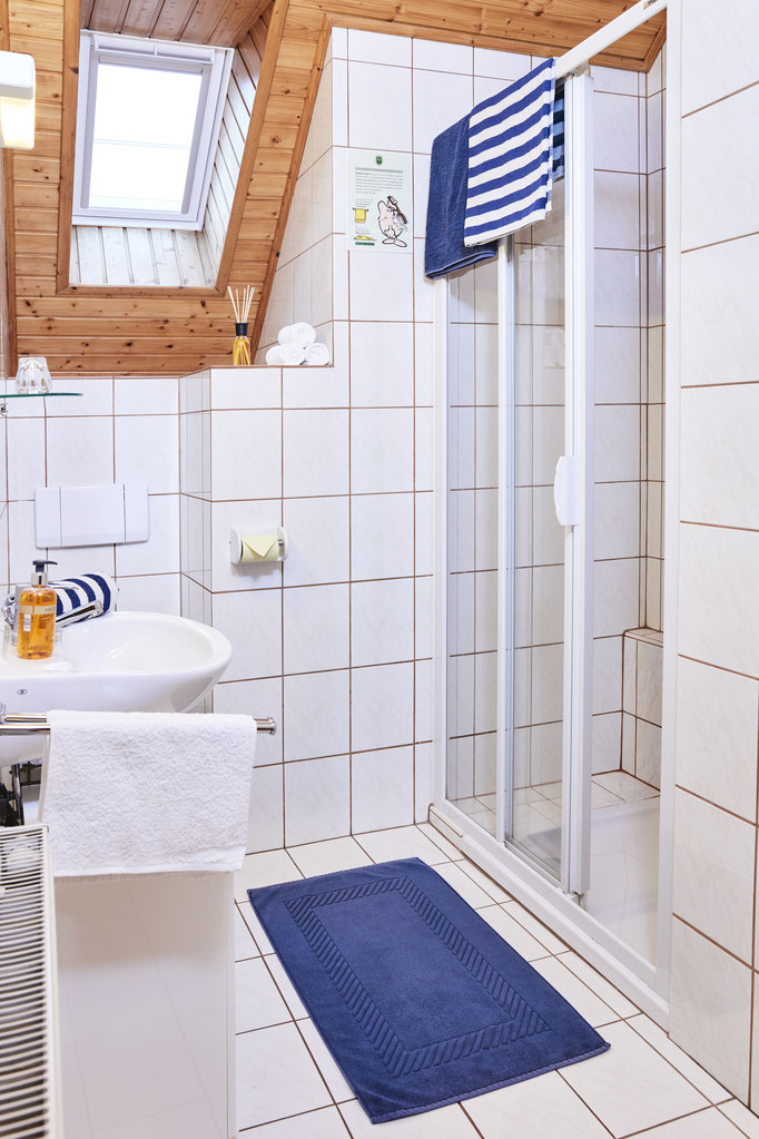 Badezimmer (Zimmer Nr. 5)