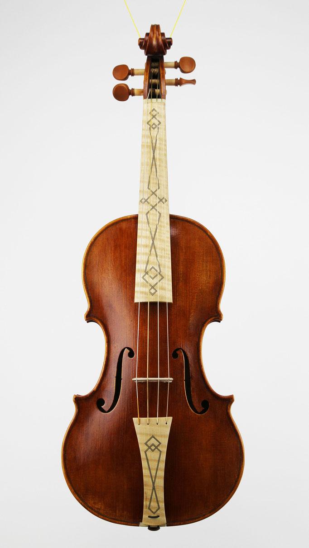 Online Handel für barocke Streichinstrumente - handgemachte Barock Violine nach Guarneri del gesu