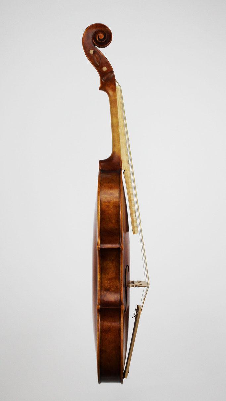 Neue Barock Geige aus einer bayerischen Geigenbauwerkstatt kaufen - Profi Instrumente direkt onlineshoppen