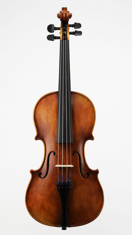Violine aus Hallstatt - ein Nachbau einer Antonio Stradivari Geige