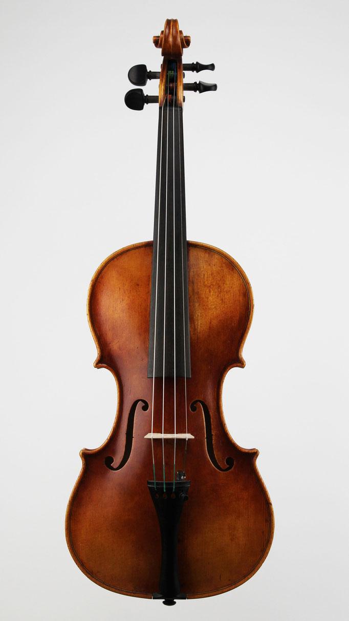 Nachbau einer Violine von Antonio Stradivari - hergestellt 2014 in Hallstatt Oberösterreich