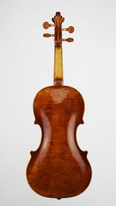 Tolle Barockgeige mit Ahorn Griffbrett und Inlays Kaufen - Günstige Preise für handgemachte Violinen