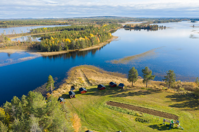 Huskyfarm Lapplands Drag