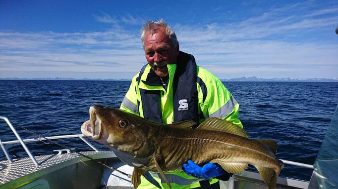 Norwegen hat tolle Dorsche zu bieten
