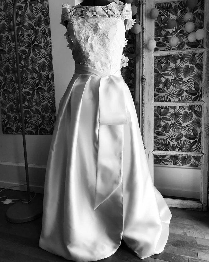 Robe de mariée Marion