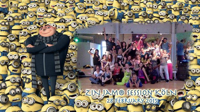 """28.02.2015, Jam-Session with Etienne Go!! Studio """"Dein Herzschlag"""" in Köln"""