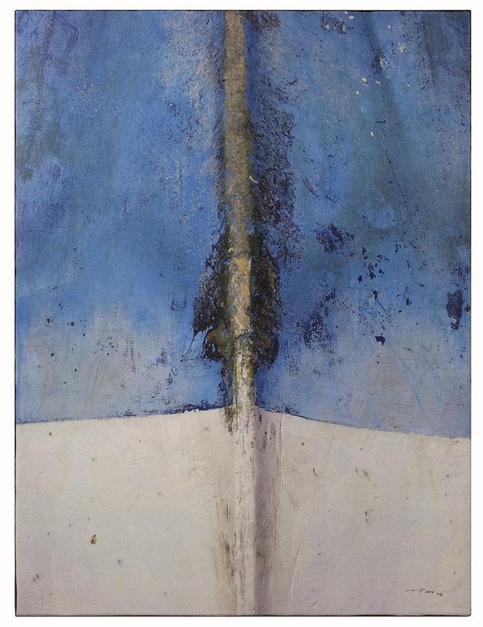 BEL EAU (2016, 1/8, 65x87cm, MP0201, Photographie, Inkjet-Pigmentdruck auf Leinwand, Acryl) © Michael Pfenning.  Verkauft/Sold