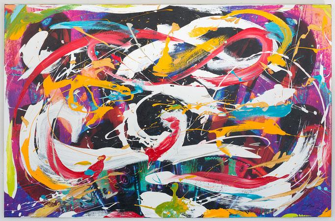 SPIEGELBILD (2018, 140x90cm, Photographien, Inkjet Pigmentdruck auf Leinwand, Acryl, MP0336) © Michael Pfenning