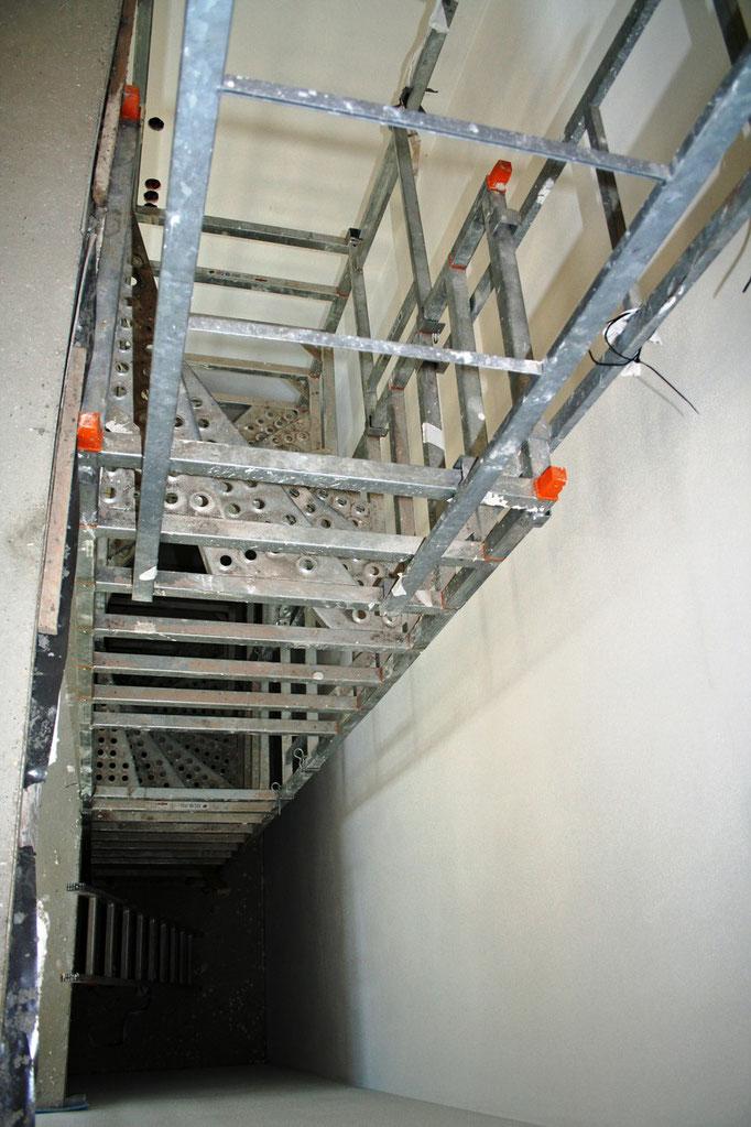 Rohbautreppe Easy Step