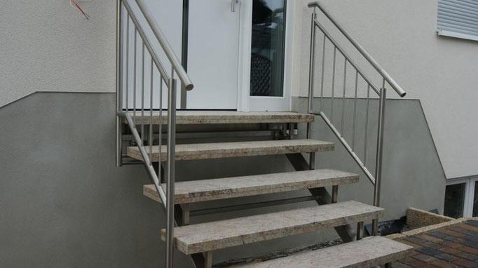 Außentreppe AT 125