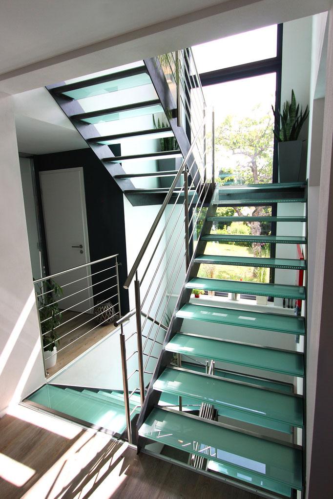 Glastreppe Hamburg G 145
